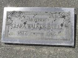 Clara Bell <i>Walker</i> Bailey