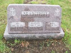 Henrietta B <i>Rideout</i> Bradstreet