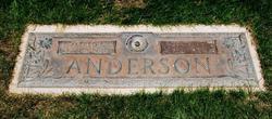 Lillie Gertrude <i>Brannon</i> Anderson
