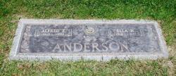 Alfred Ellis Anderson
