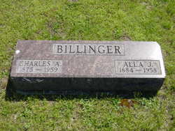 Alla Jane <i>Lee</i> Billinger