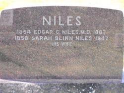 Edgar C Niles