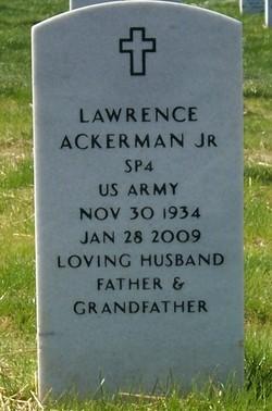 Lawrence Ackerman, Jr