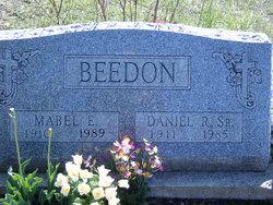 Mabel Ellen <i>Crysler</i> Beedon
