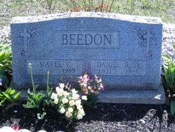 Daniel Robert Beedon, Sr