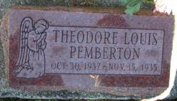 Theodore Lewis Pemberton