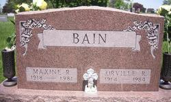 Maxine Ruth <i>White</i> Bain