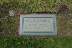 Thomas Qunicy Twiford