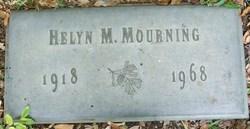 Helyn Marguerite <i>Snyder</i> Mourning