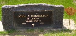 John Clifford Henderson