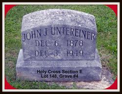 John J Untereiner