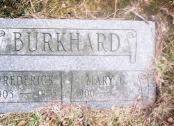 Frederick Burkhard