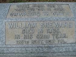 William Hunter Sheward