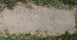 Catherine Amanda <i>Brown</i> Allman