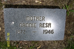 Nannie <i>Bash</i> Resh