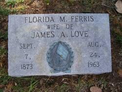 Florida Mae <i>Ferris</i> Love