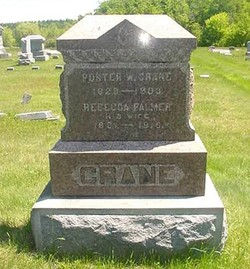 Rebecca <i>Palmer</i> Crane