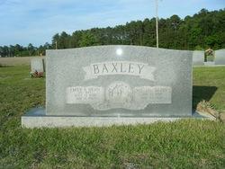 Emily Edmond <i>Dean</i> Baxley