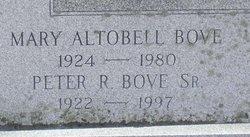 Peter R. Bove, Sr
