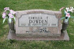 Camillia Dowden