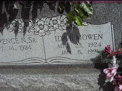 Ida B <i>Mowen</i> Alsip