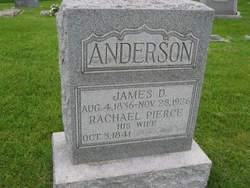 Rachel <i>Pierce</i> Anderson