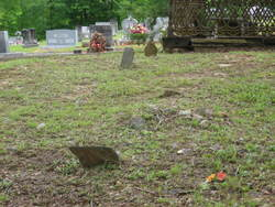Colored People Unmarked Graves Unknown