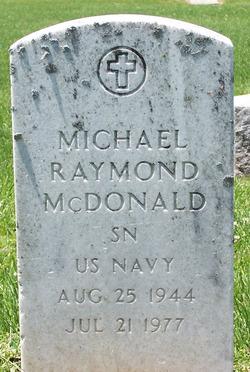 Michael Raymond McDonald