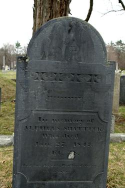 Alpheus Shattuck