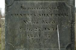 Charles Shattuck