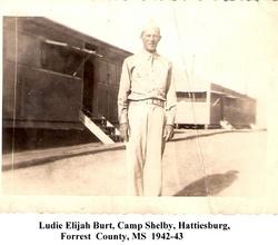 Ludie Elijah Burt