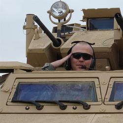 Sgt Carlie Mattison Nicky Lee, III