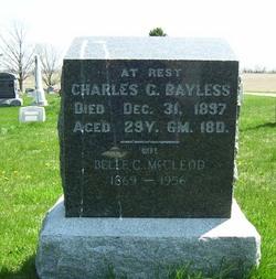 Belle C. <i>McCleod</i> Bayless