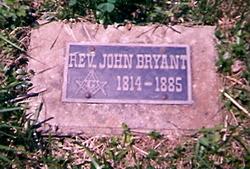 Rev John Bryant