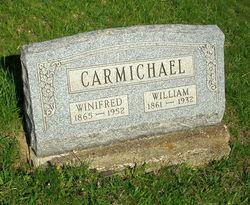 Winifred <i>Alexander</i> Carmichael