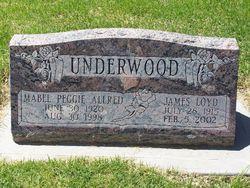 James Loyd Underwood