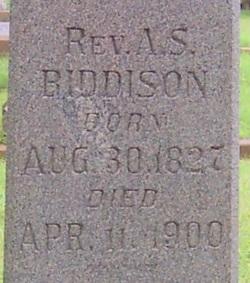 Rev A S Biddison