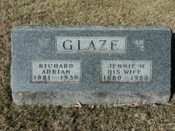 Richard Adrain Glaze