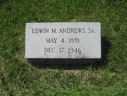 Edwin Magruder Andrews, Sr