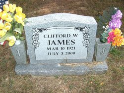 Clifford W James