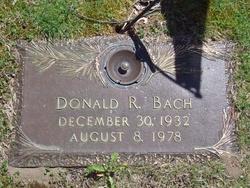 Donald R. Bach