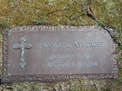 Francis J. Ashcroft