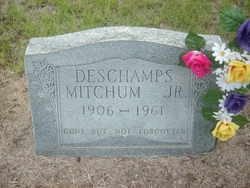 Deschamps Mitchum, Jr