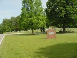 New Bethel Baptist Cemetery