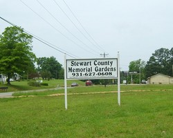 Stewart County Memorial Gardens