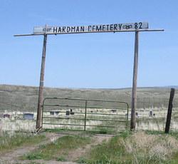 Hardman IOOF Cemetery