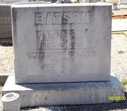 Baylis Earle Batson, Sr