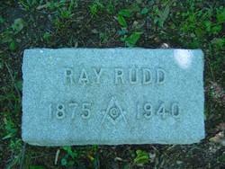 Cyrus Ray Rudd