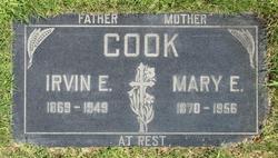 Irvin Ezra Cook