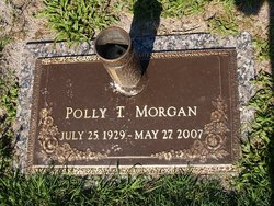 Polly Mae <i>Tatum</i> Morgan